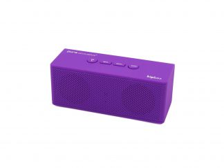 bluetooth speaker Pure Acoustics Hipbox Mini paars