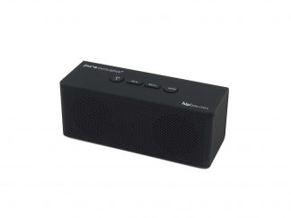 bluetooth speaker Pure Acoustics Hipbox Mini zwart