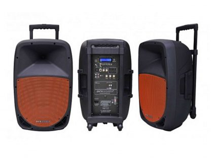Pure Acoustics PMW-1212Portable bluetooth entertainment systeem Pure Acoustics PMW-1212
