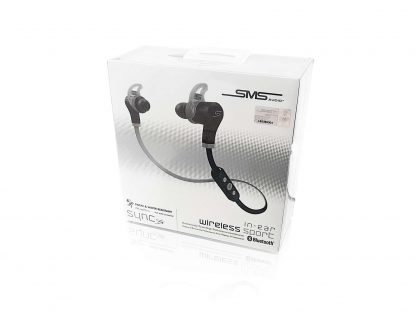 koptelefoon SMS Audio Sport In Ear Zwart