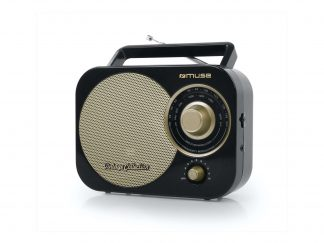 retro radio Muse M-055RB