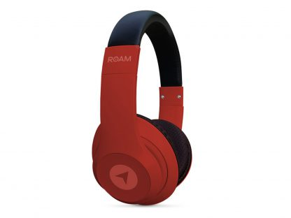 koptelefoon Roam Colours Rood