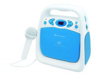 kinder radio cd speler Soundmaster KCD50BL