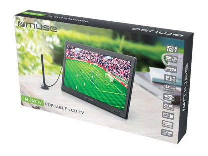 portable tv Muse M-335TV