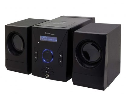 muziek center Soundmaster MCD400