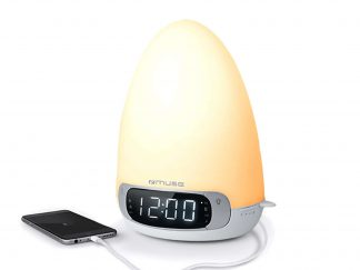 wake-up lamp Muse ML-35BT