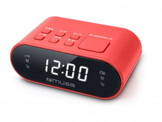 Wekkerradio Muse M-10RED