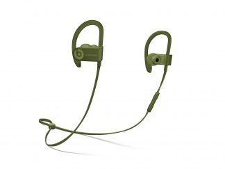 powerbeats 3 wireless in-ears turf green