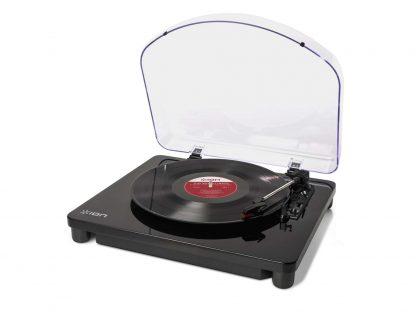 ION platenspeler Classic LP Black