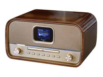 Soundmaster radio DAB970BRGOLD