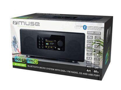 Muse micro systeem M-695DBT