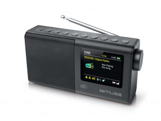 Muse radio M-117DB