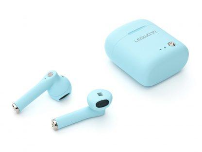 LEDWOOD APOLLO in-ears, blauw
