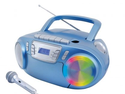 CD Boombox Soundmaster SCD5800BL