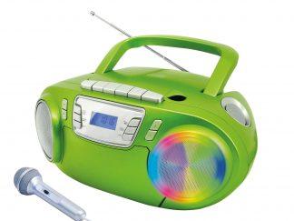CD Boombox Soundmaster SCD5800GR
